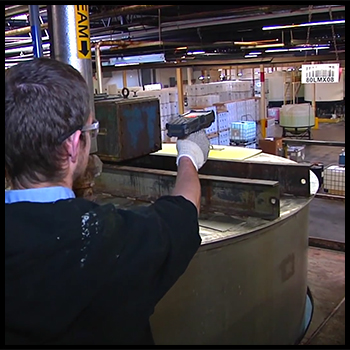 Warehouse Management Example